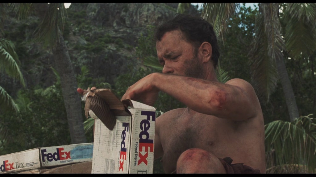 FedEx in the movie Cast Away